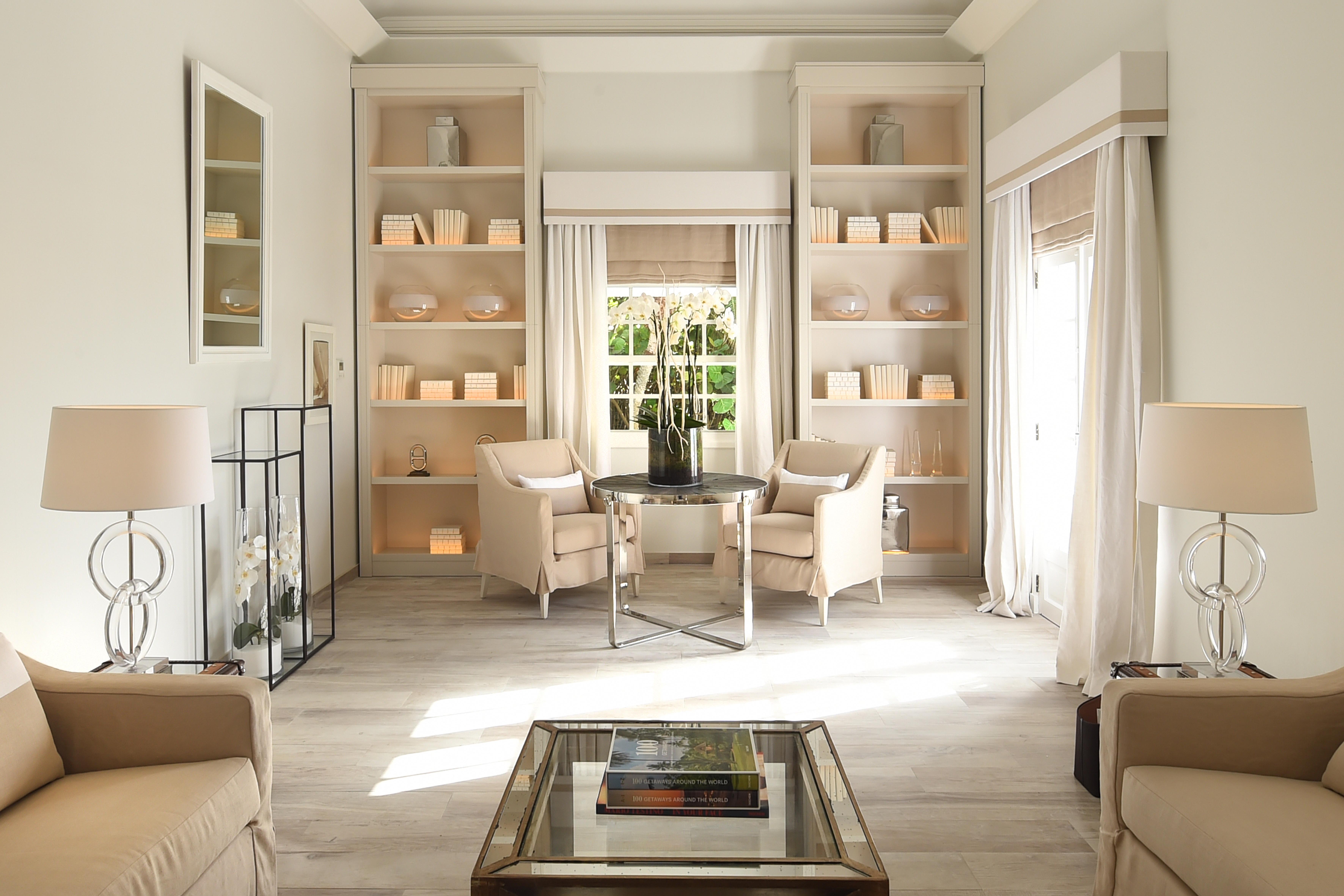 Osborn Interiors - Le Toiny Hotel