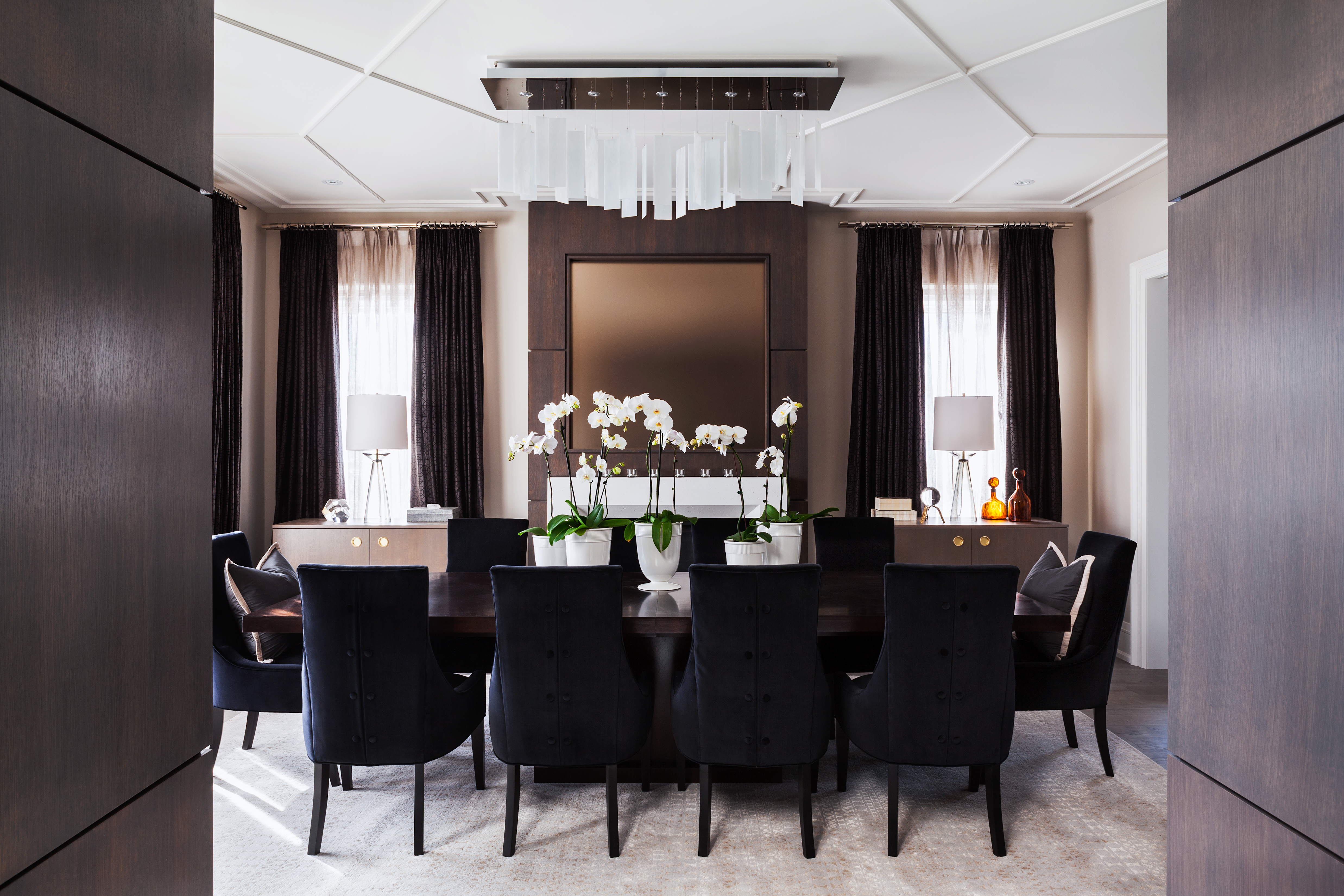 Elizabeth Metcalfe Design - Dining Room