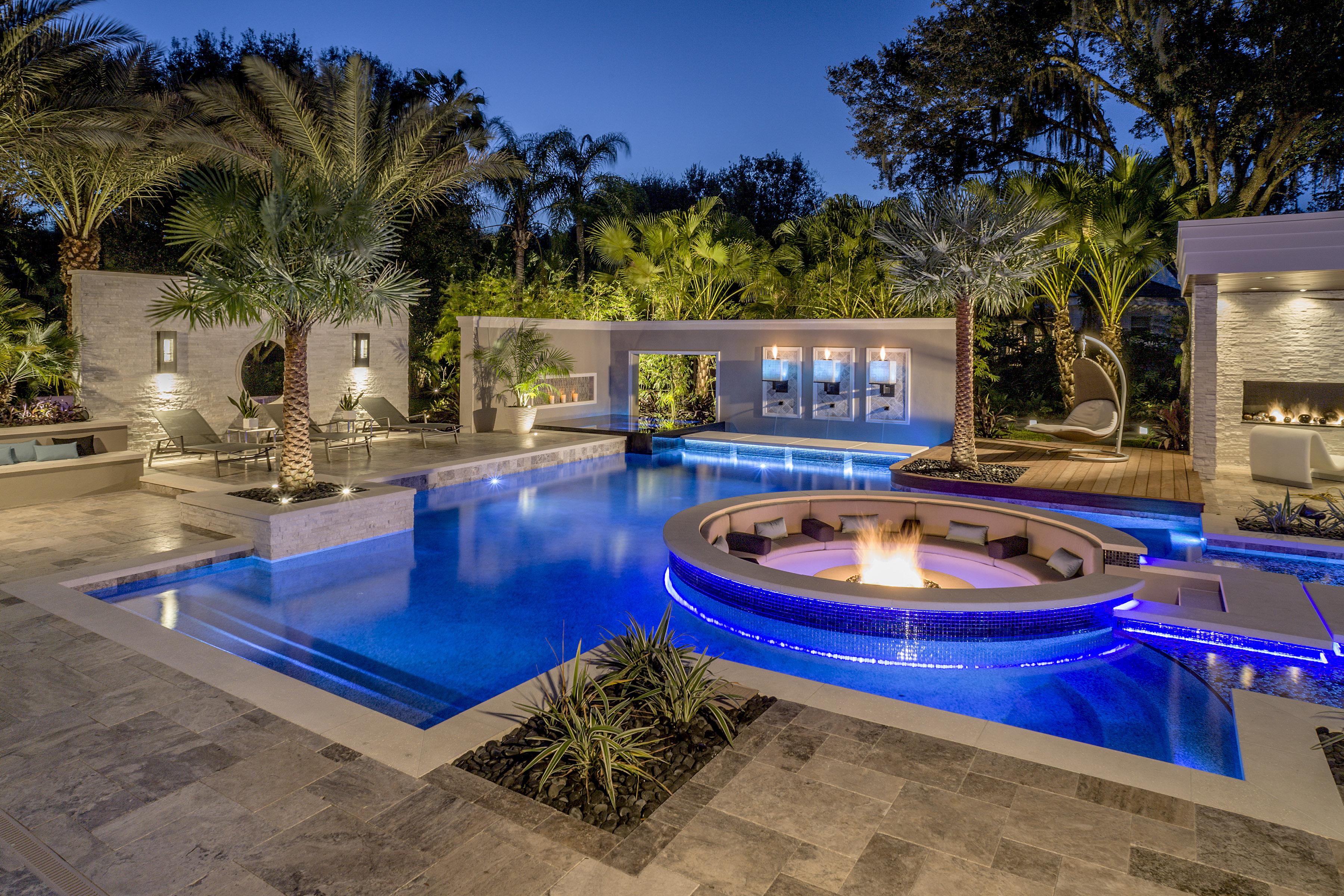 Ryan Hughes Design Build - Residential Swimming Pool