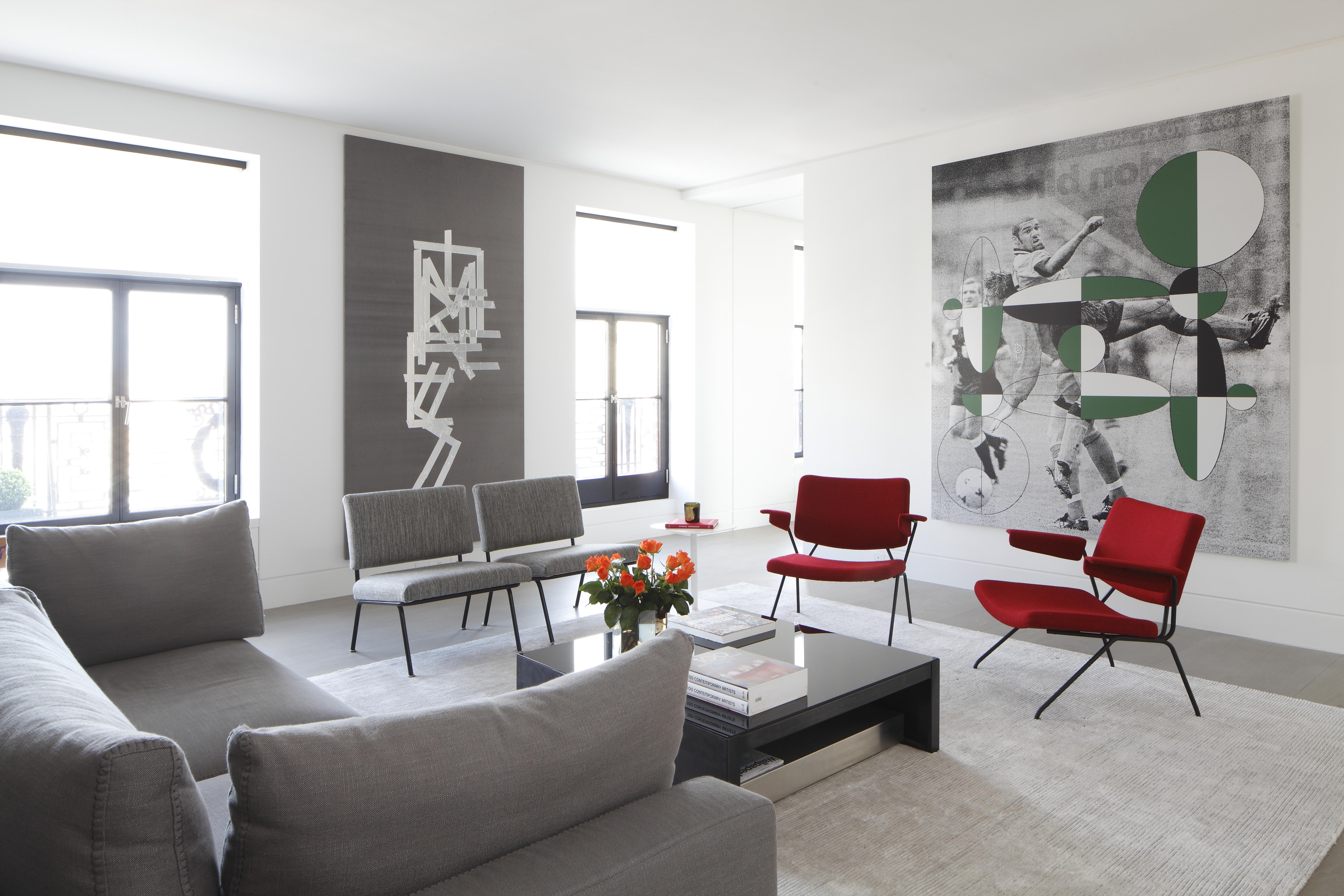 TLA Studio - Mayfair Apartment