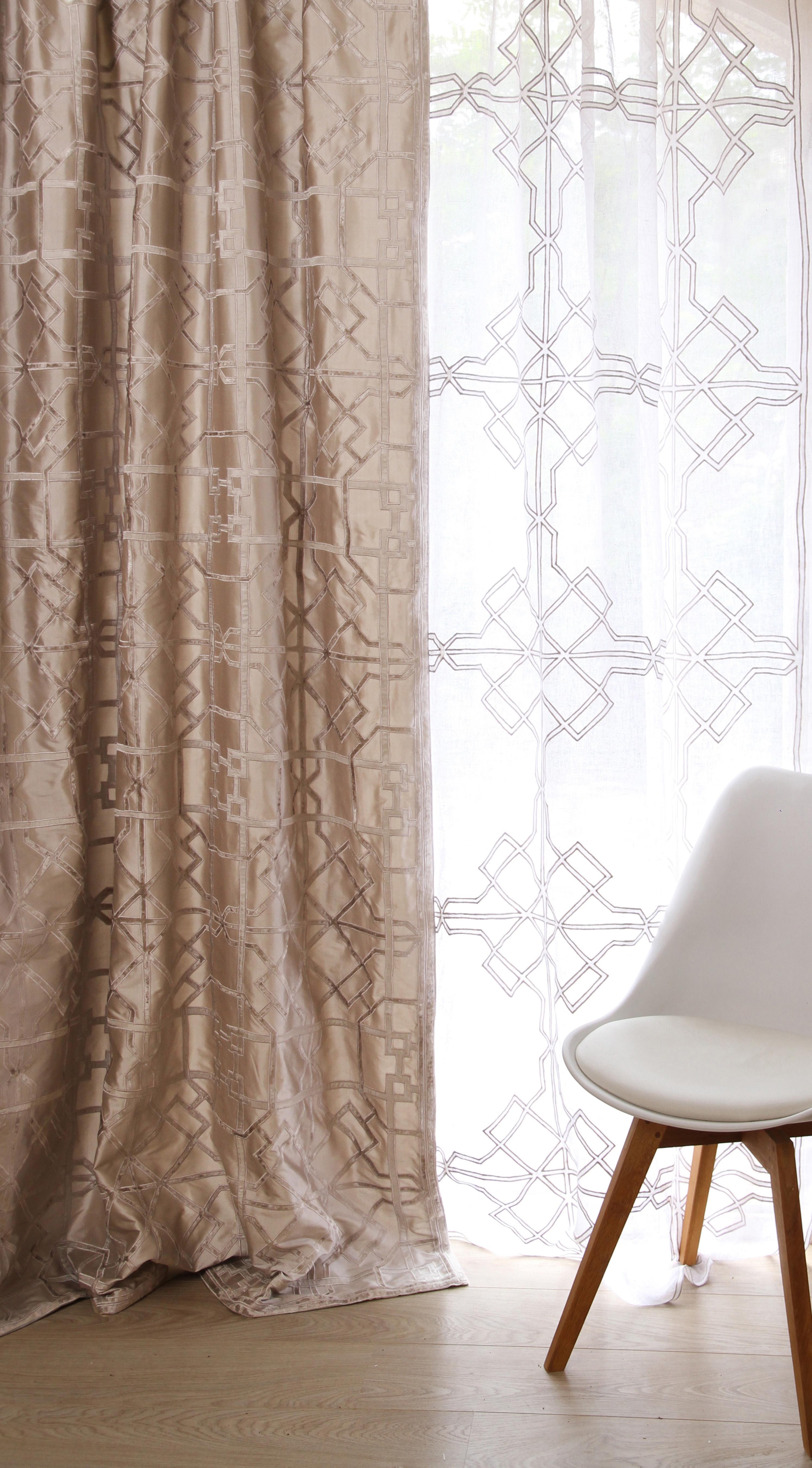 Atelier Textiles - Hudson Fabric