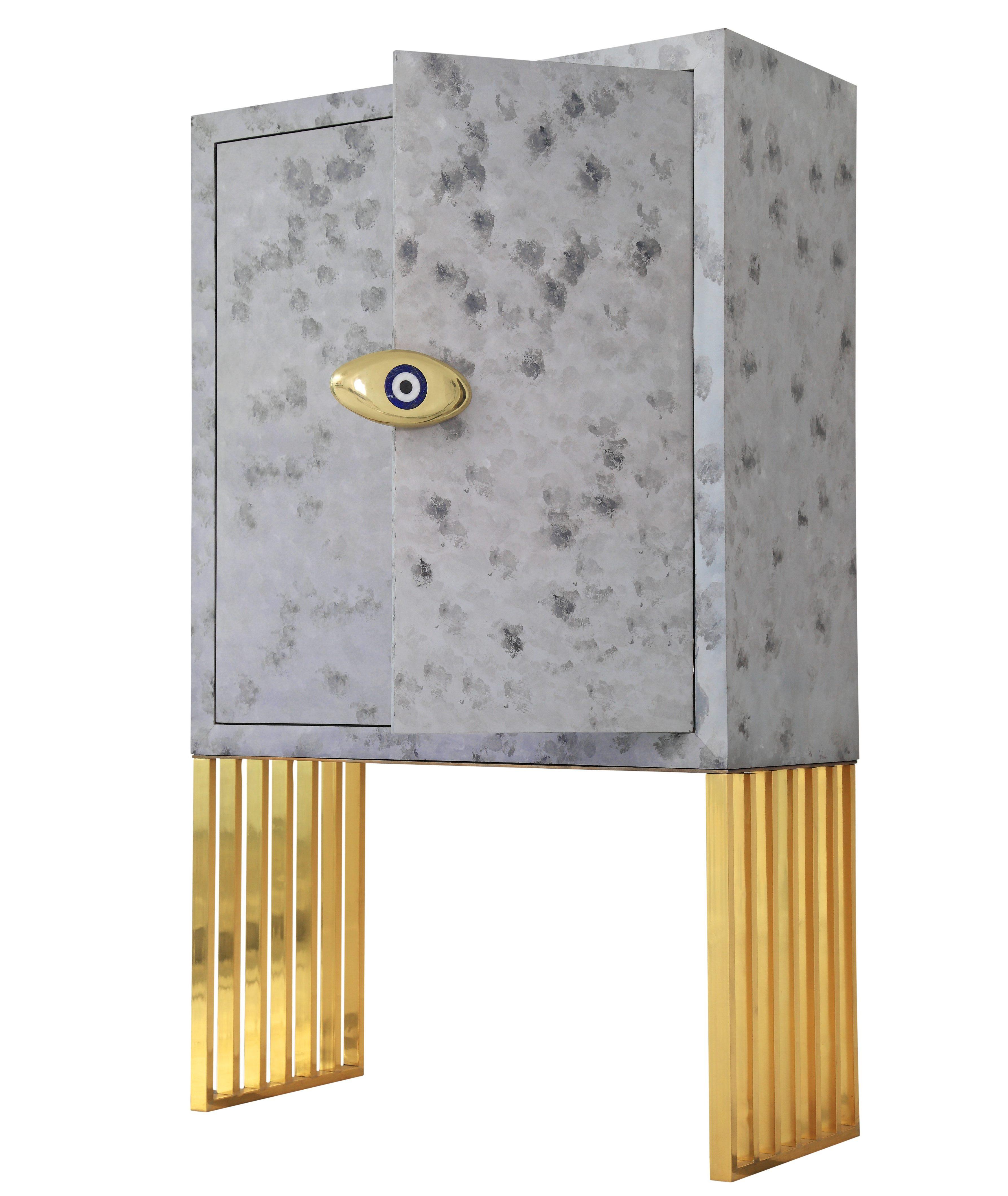 Aurum Home - Evil Eye Cabinet