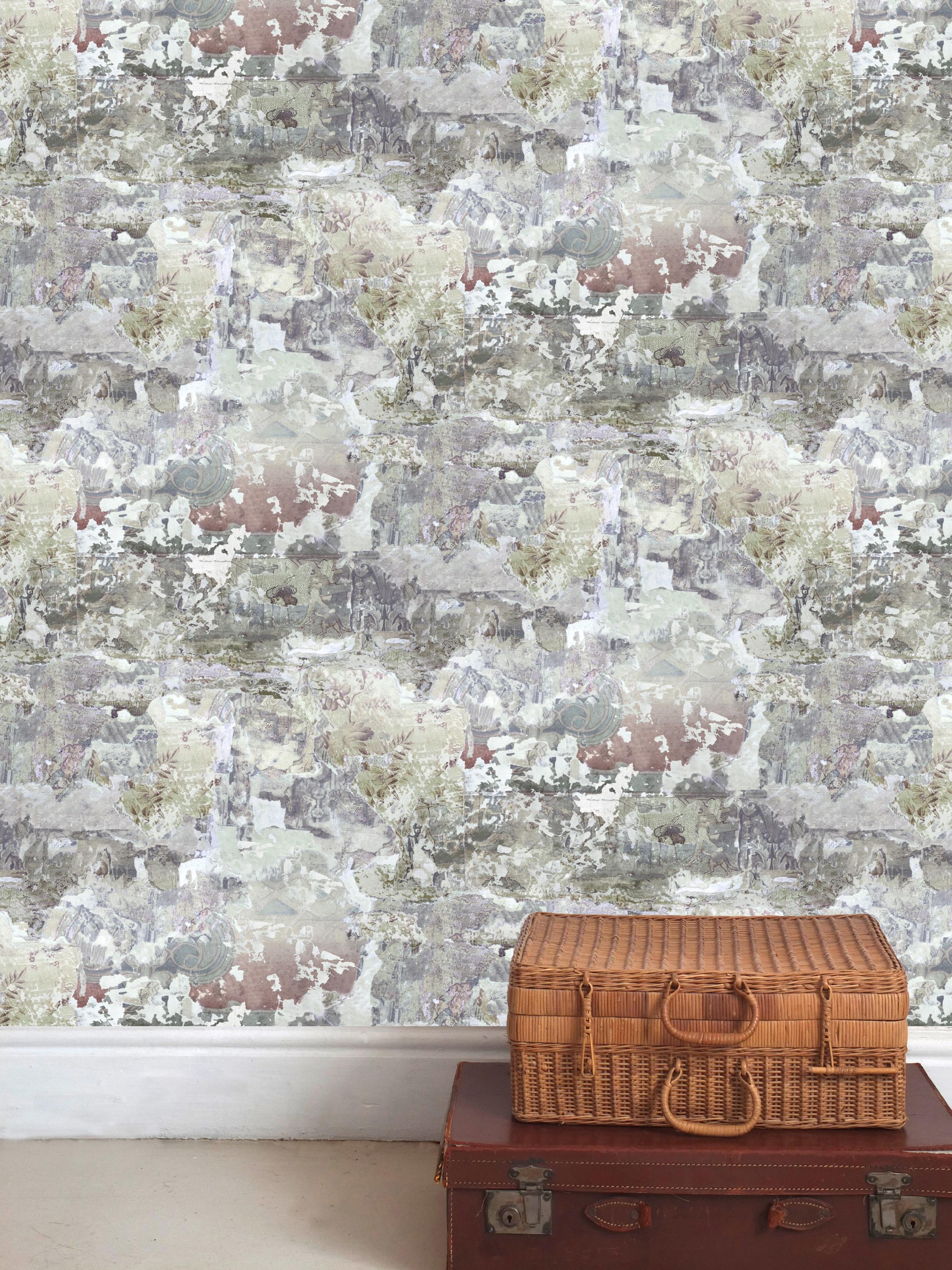 Mary Jones Wallpaper - Uncovered
