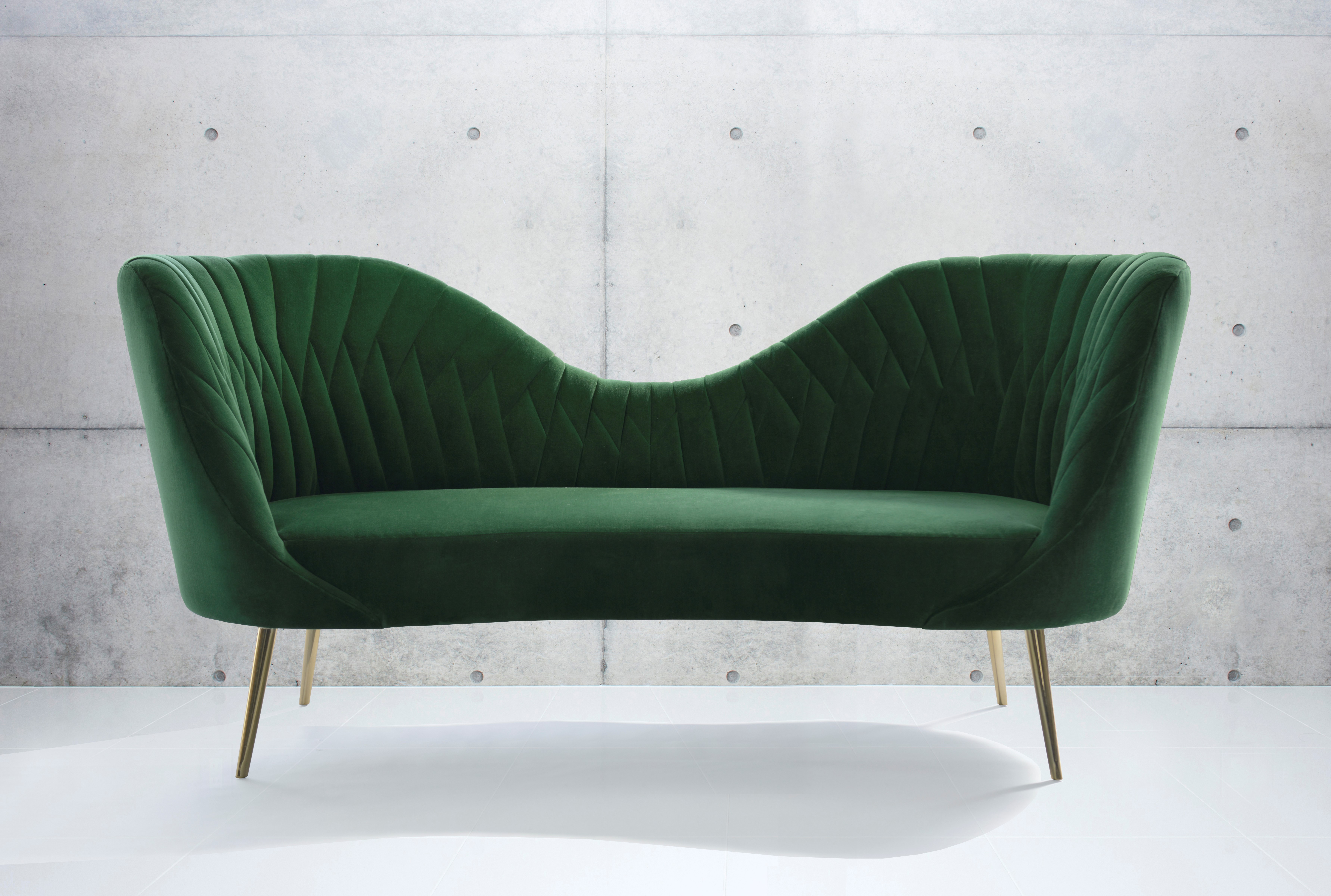 Nathan Anthony - Minx Wing Sofa