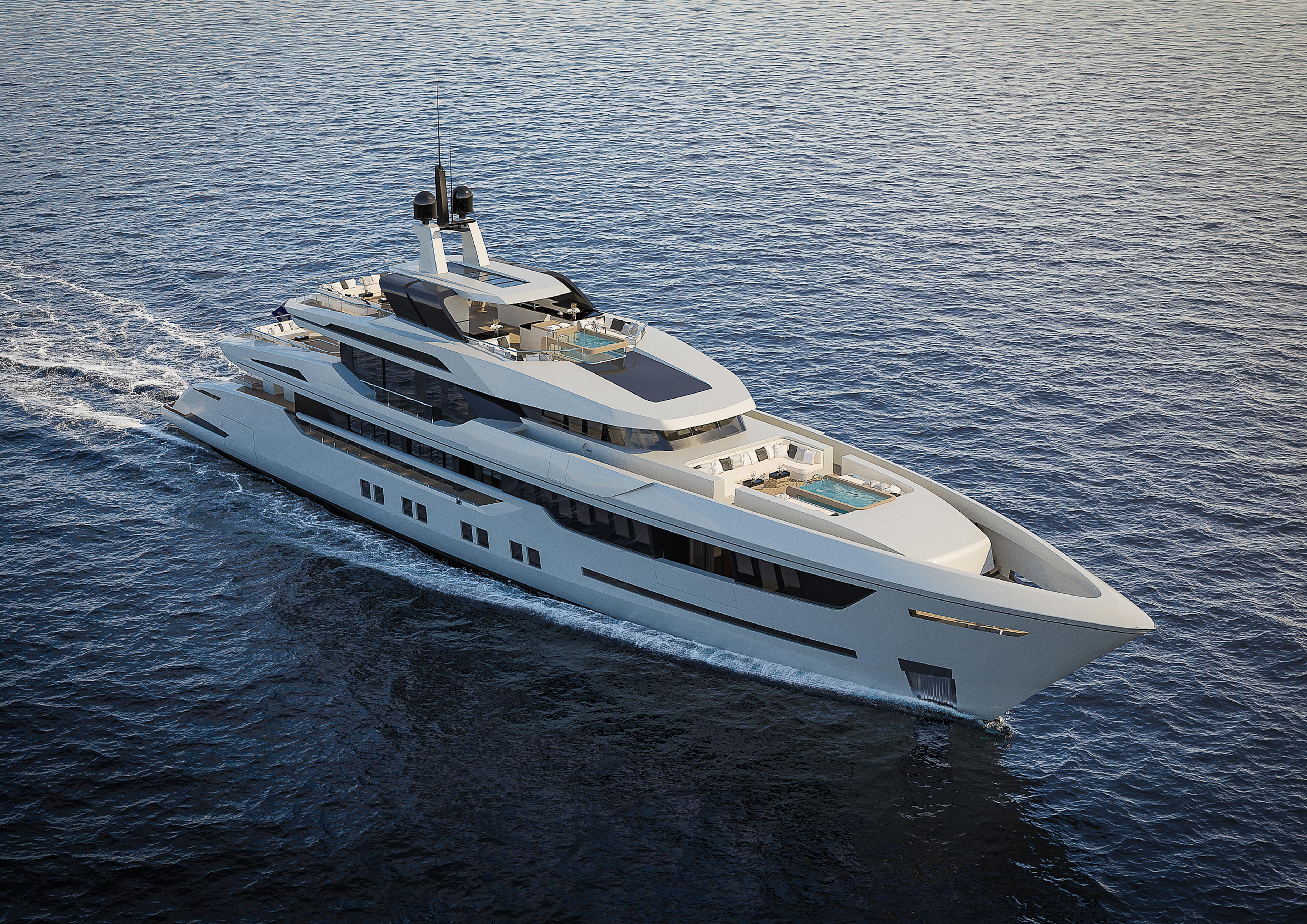 Sarp Yachts - Nacre