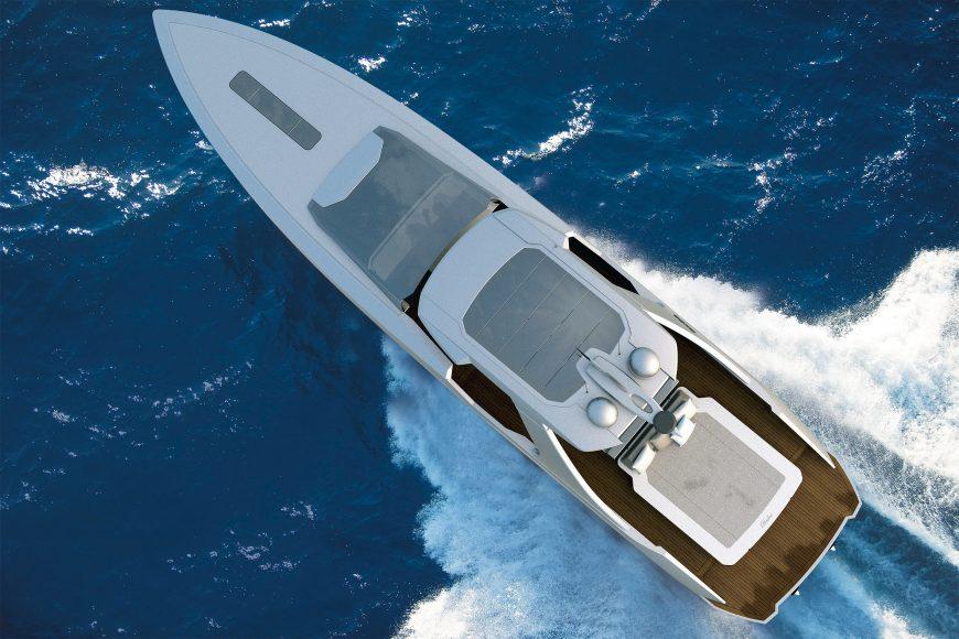 X Yacht Design - RX52 The Bullet
