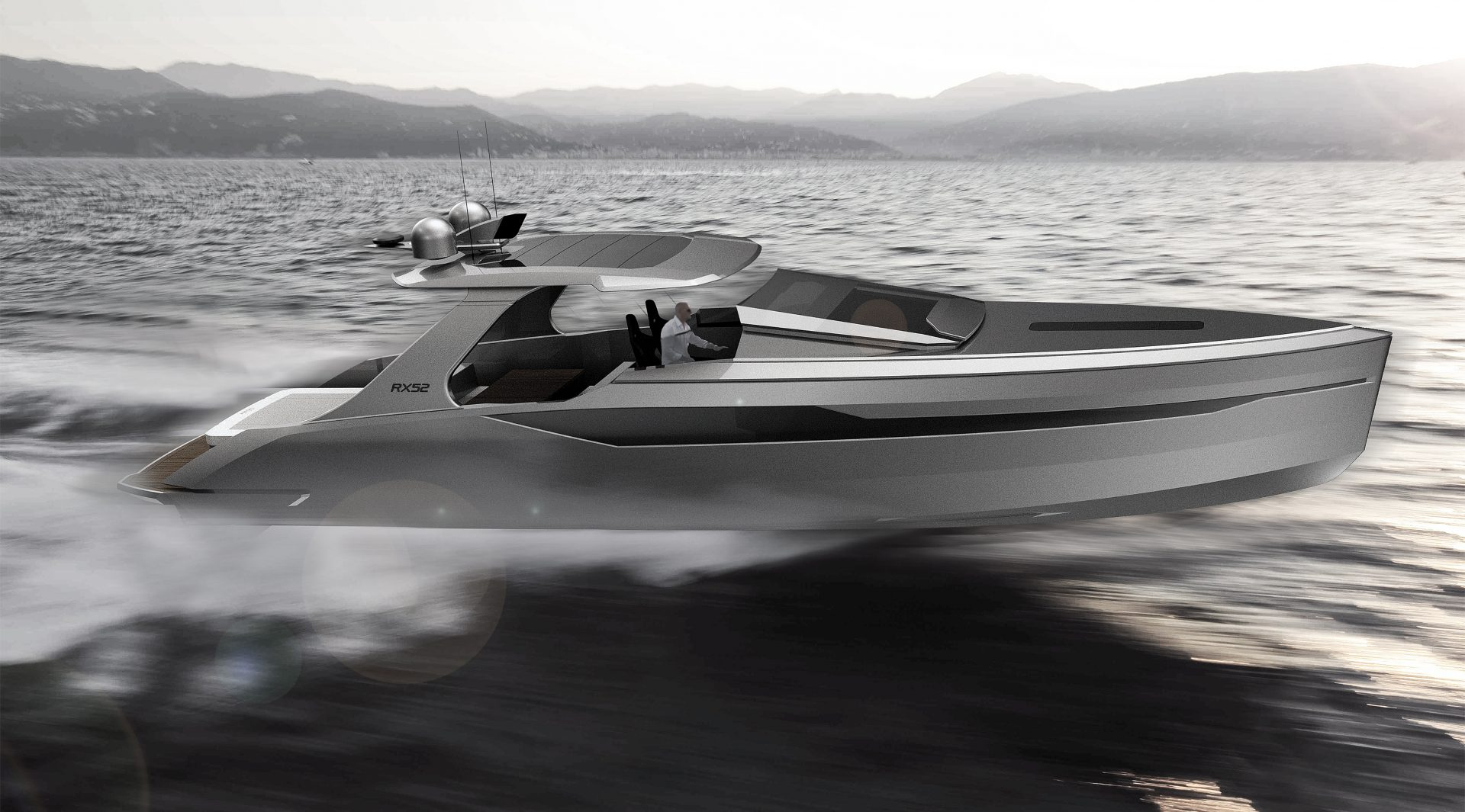 X Yacht Design - RX52 The Bullet