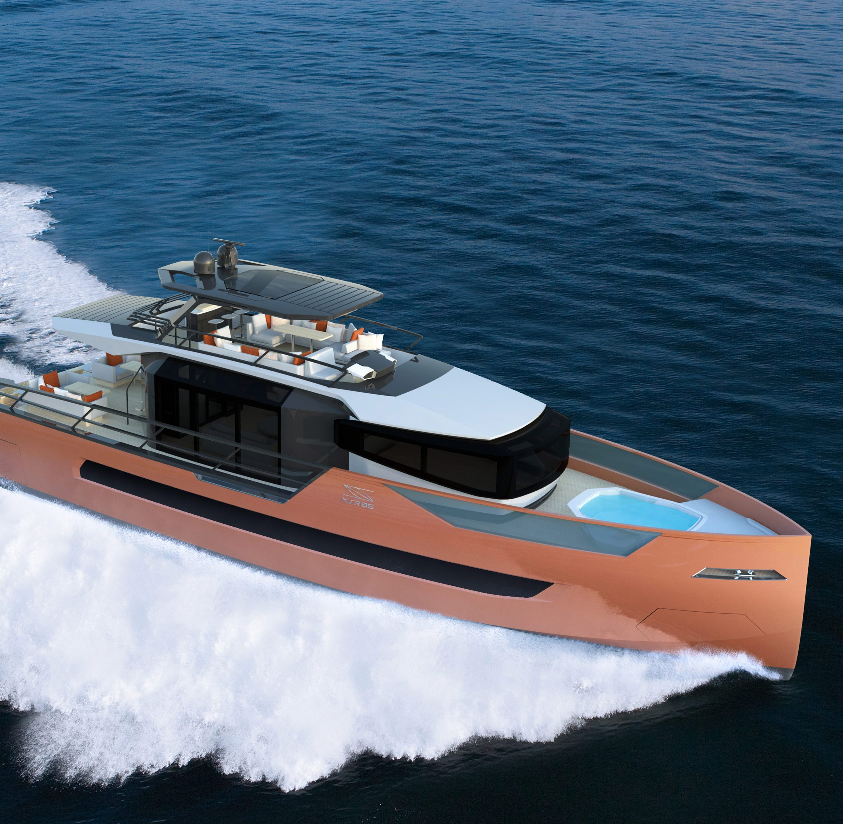 Sarp Yachts - XSR 85