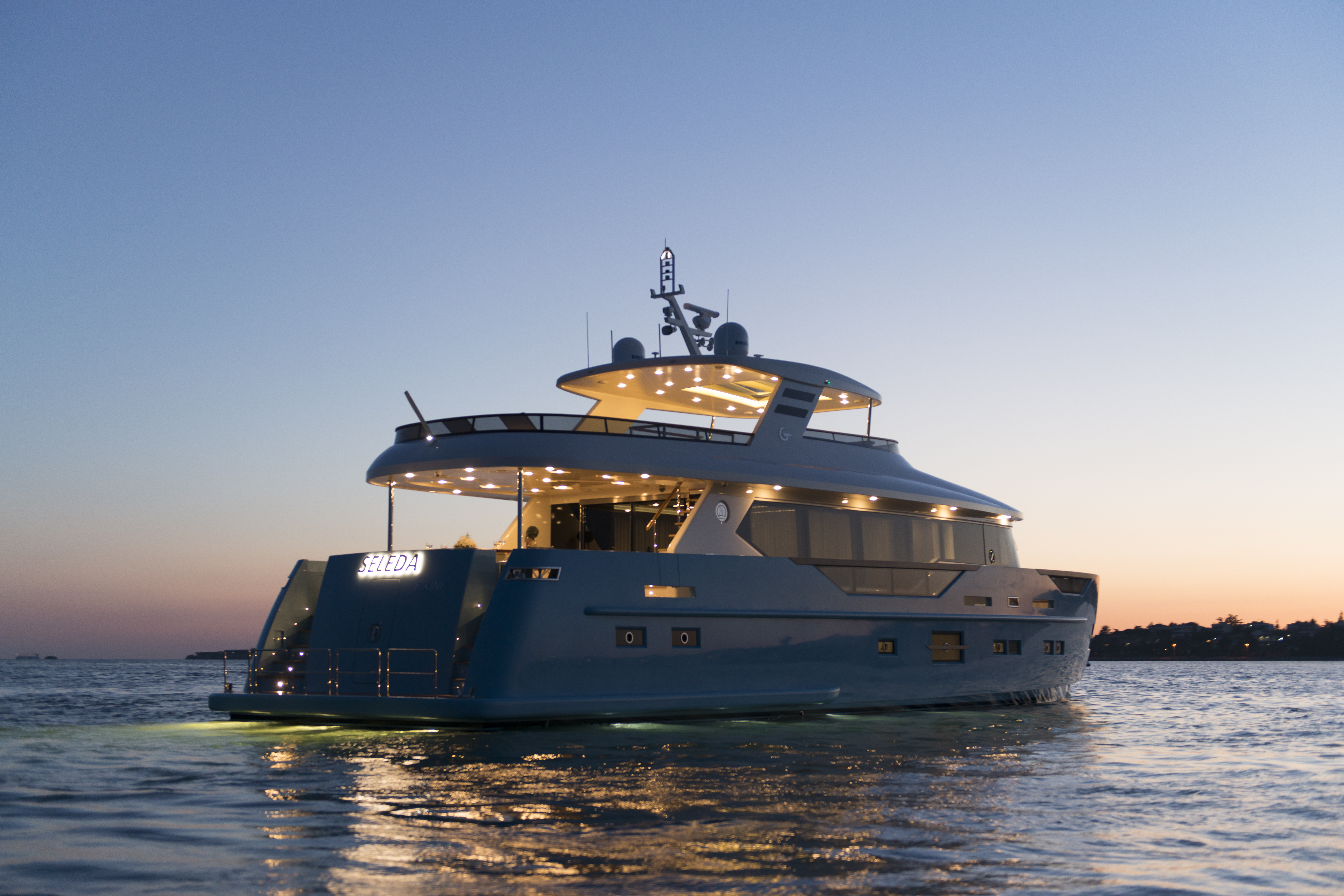Mengi Yay Yachts - Seleda