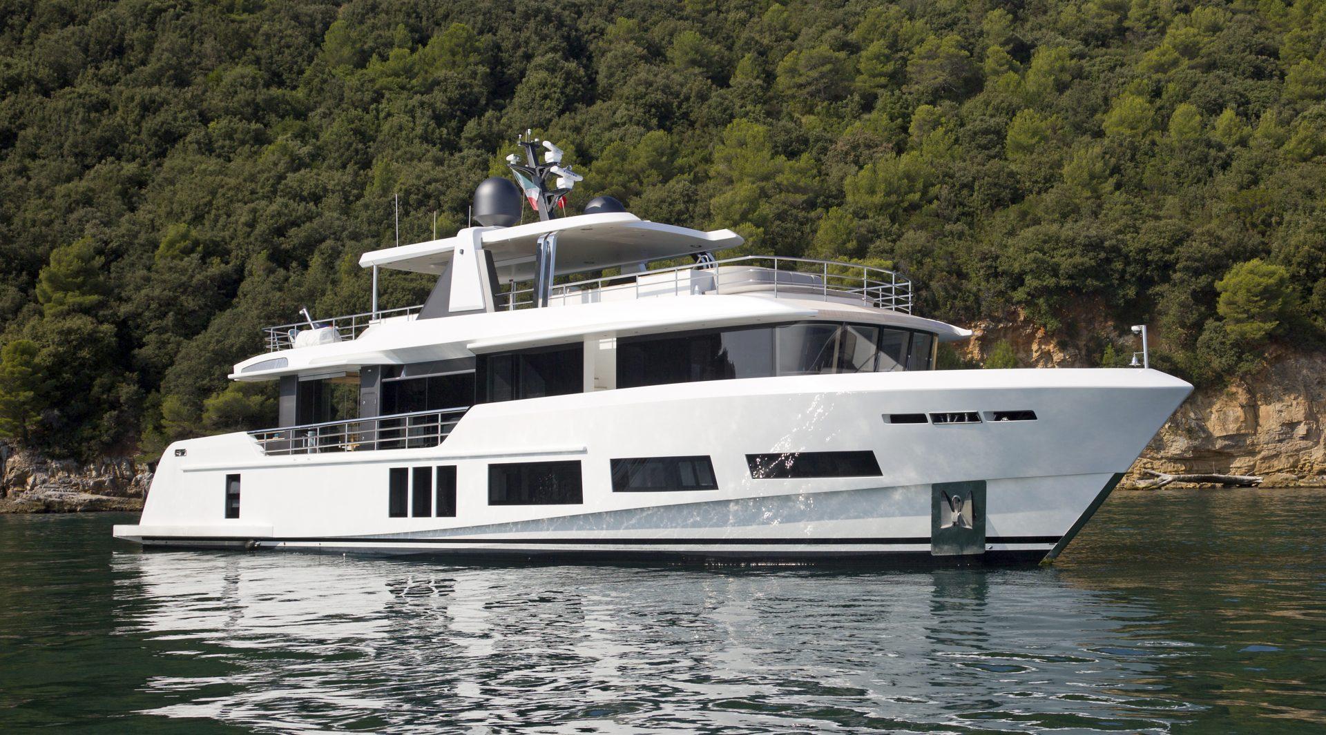 Alpha Custom Yachts - Andrieka