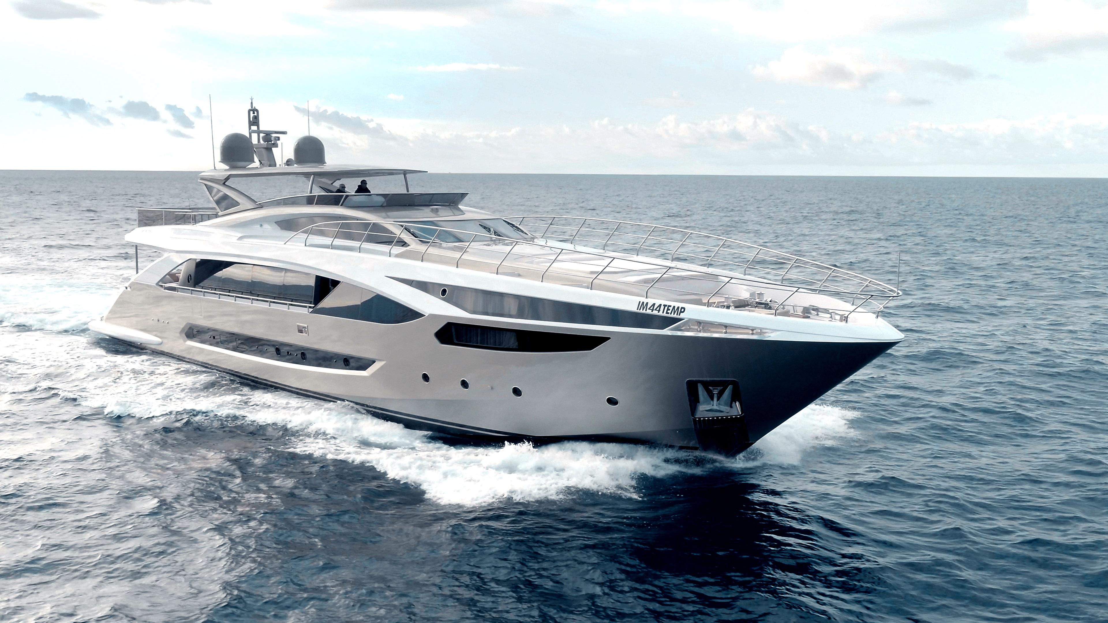 Amer Yachts - Amer 110 Unique