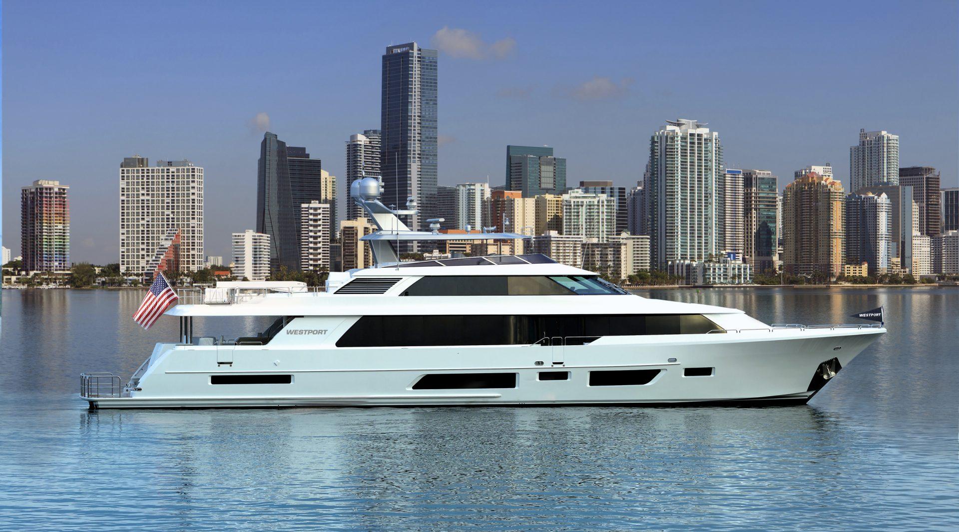 Westport Yachts - Lyons Pride