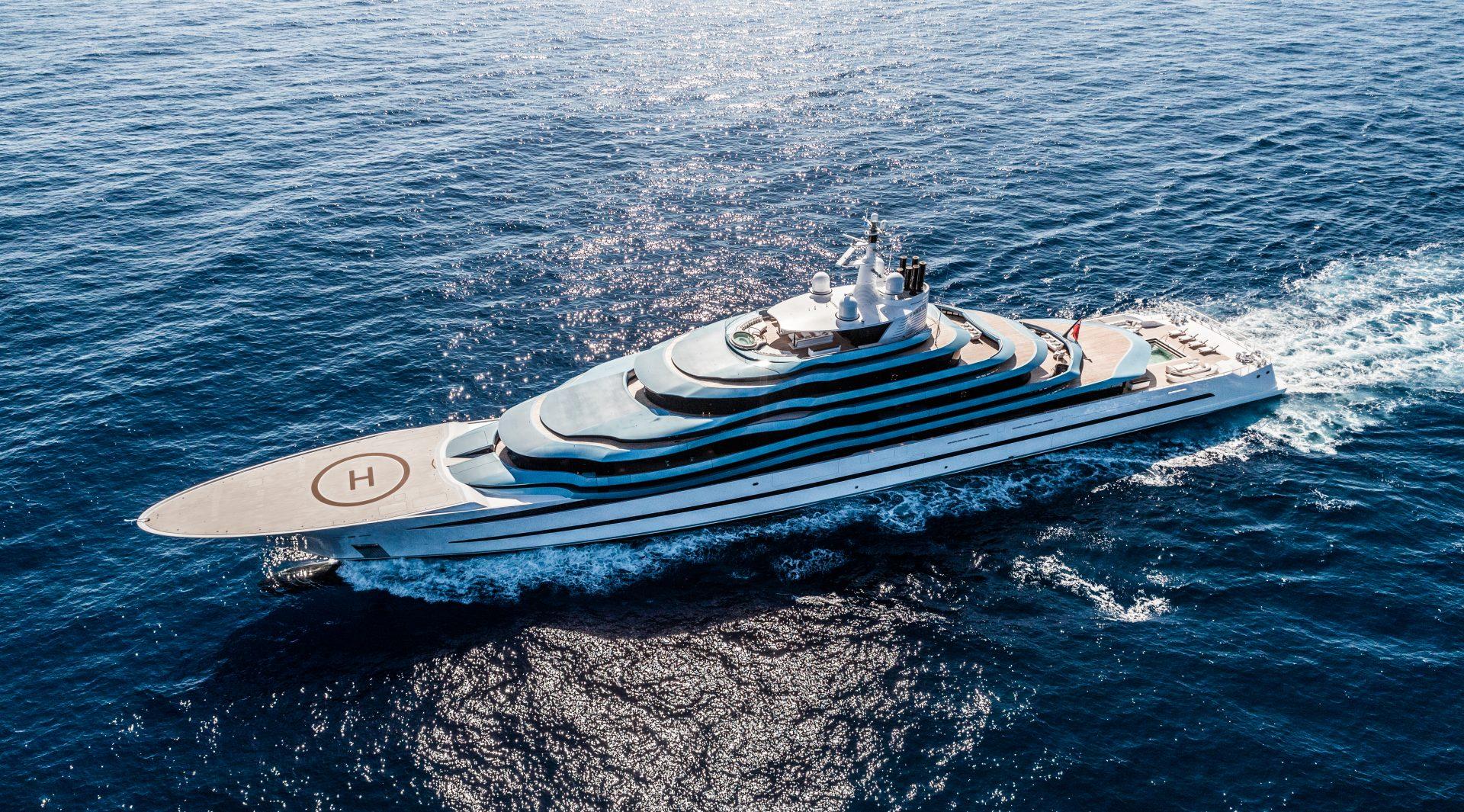 Oceanco - Jubilee