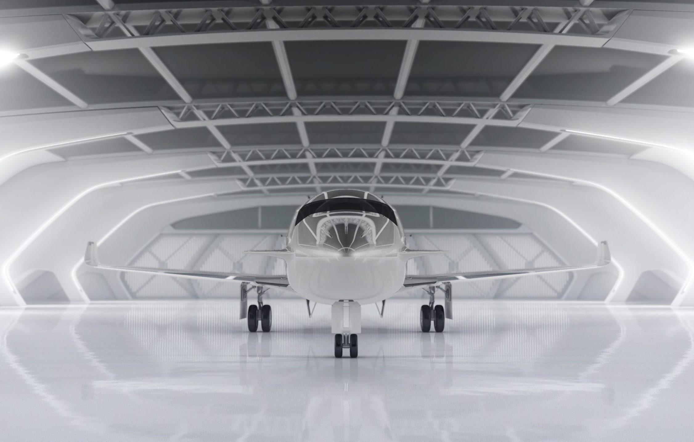 Peugeot Design Lab - Concept Jet HX1