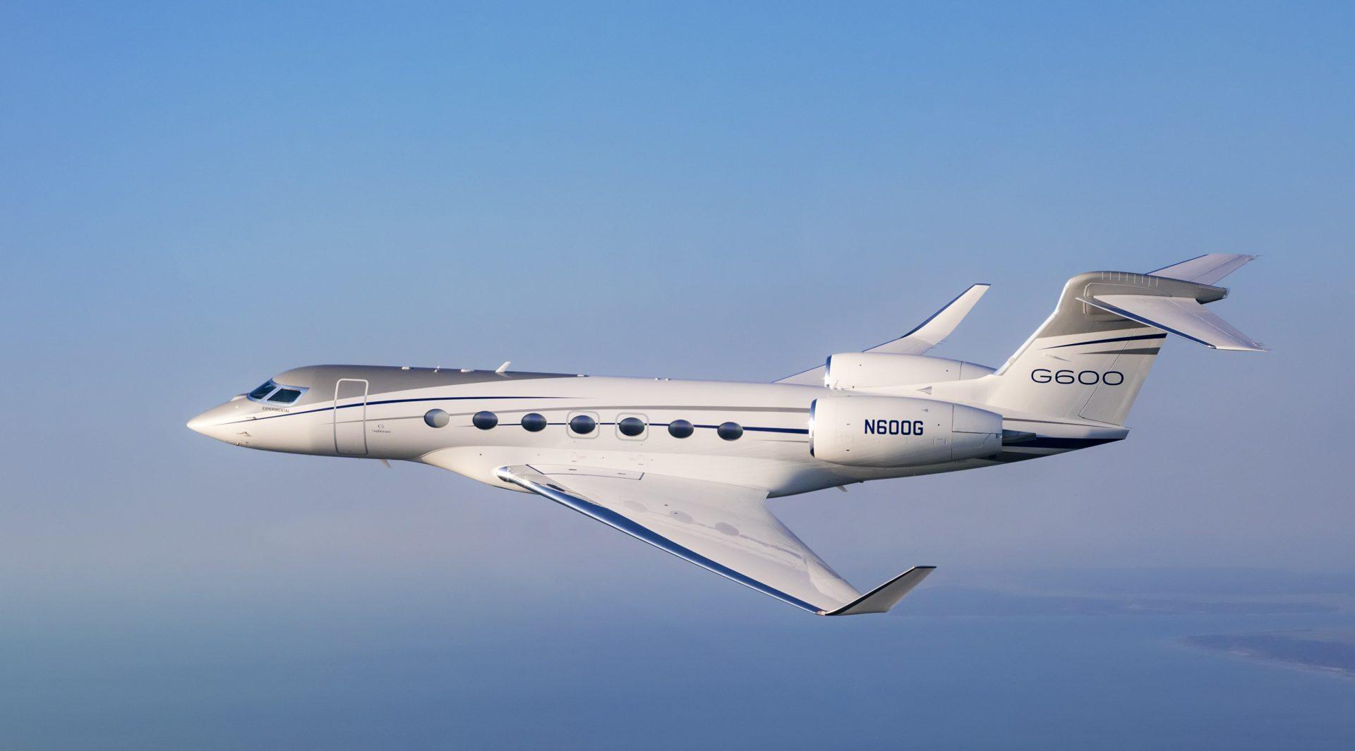 Gulfstream Aerospace Corp. - G600