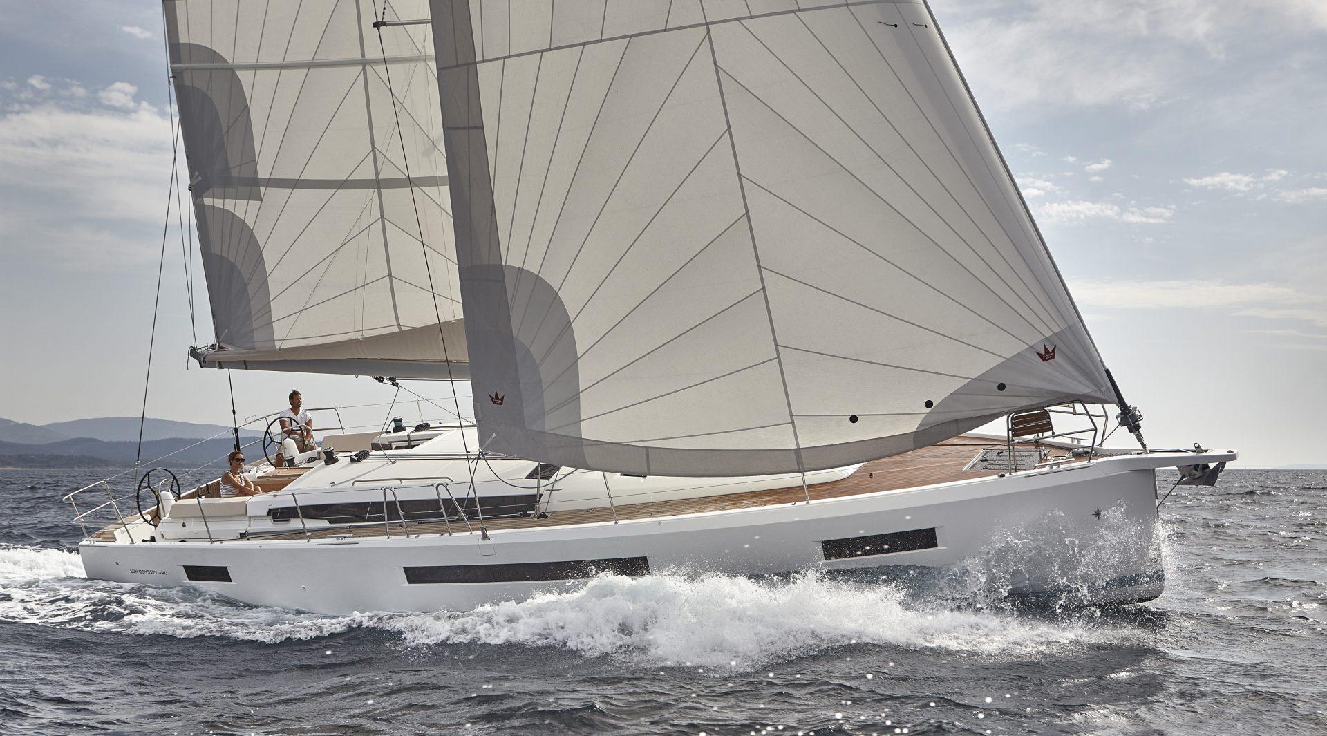 Jeanneau - Sun Odyssey 490