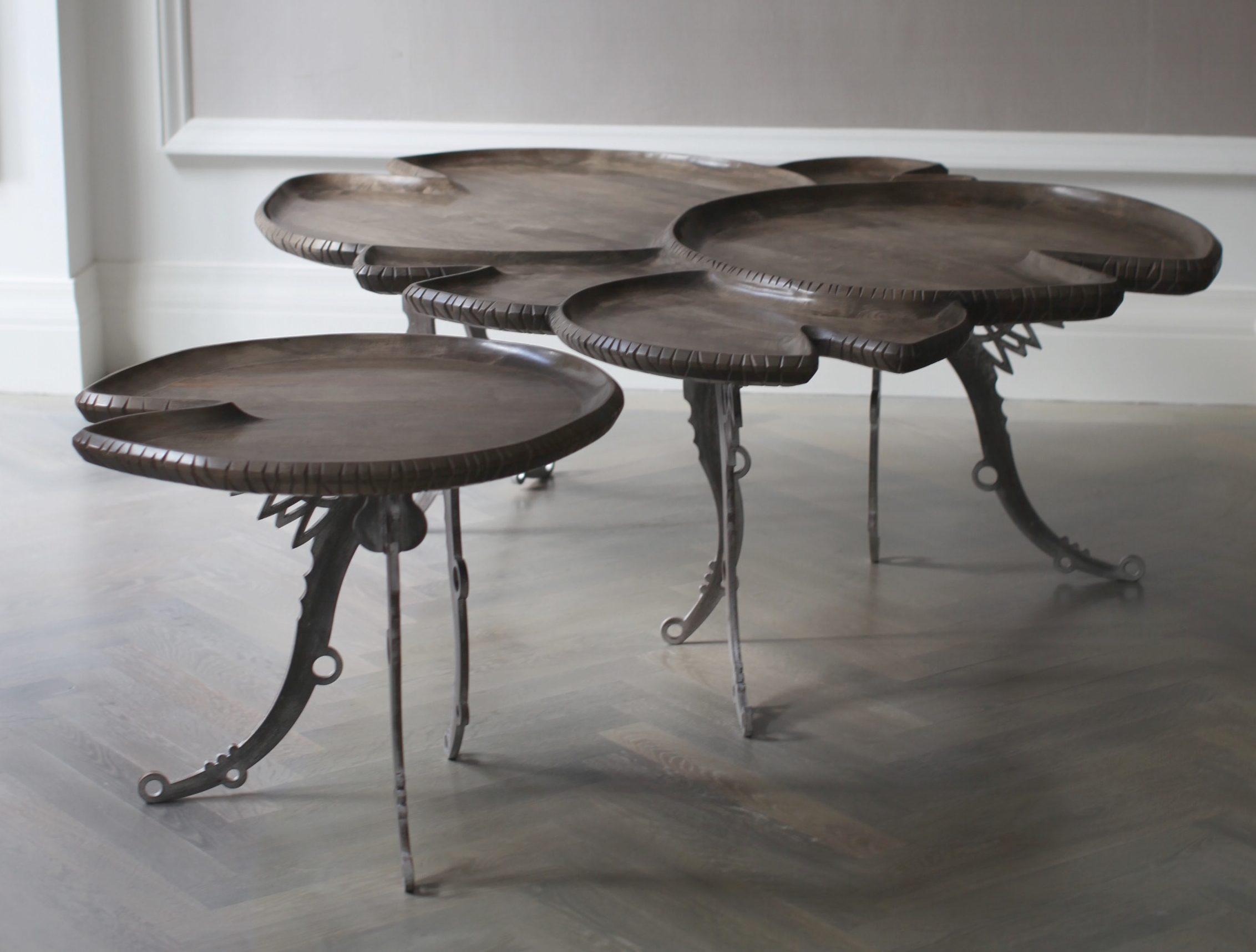 Louis Henri Ltd - Lilly Pad Table