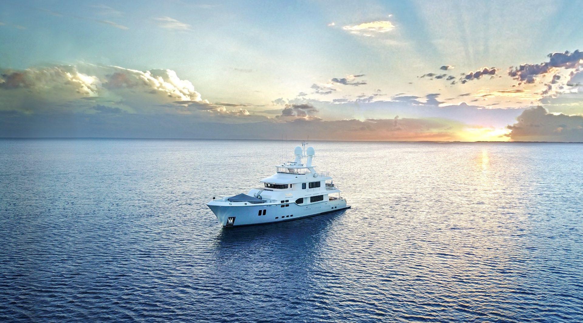 Nordhavn Yachts - VivieRae II